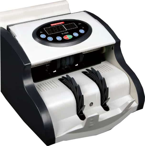 Semacon S-1025 Currency counter