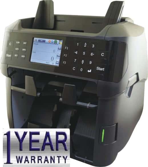 Amrotec X-1000 Discriminator Counters
