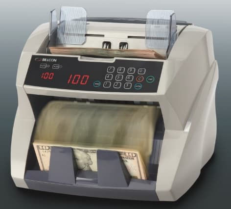 Billcon NL100 Compact Money Counter