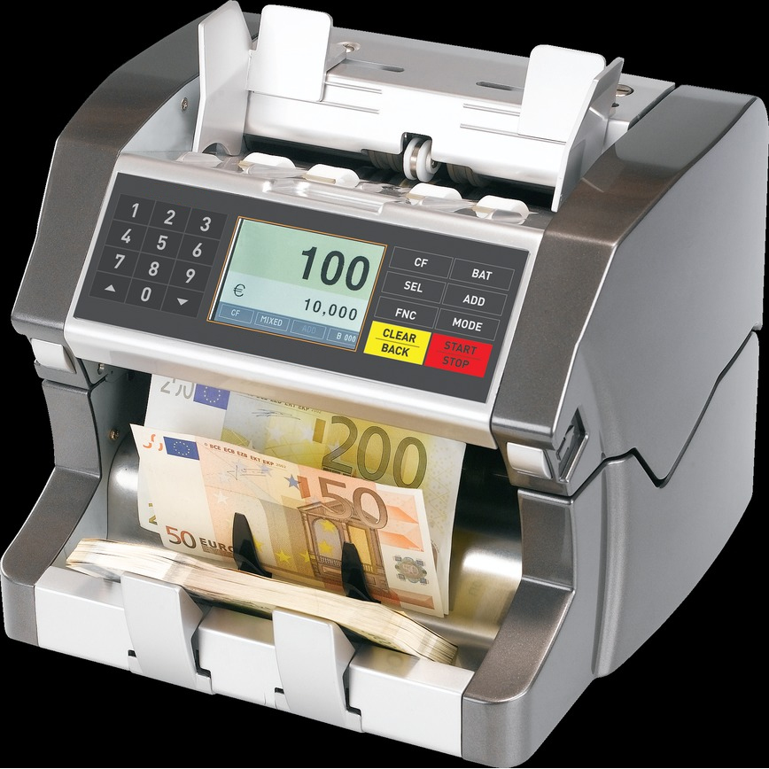 CD-1000 Single Pocket Currency Discriminator
