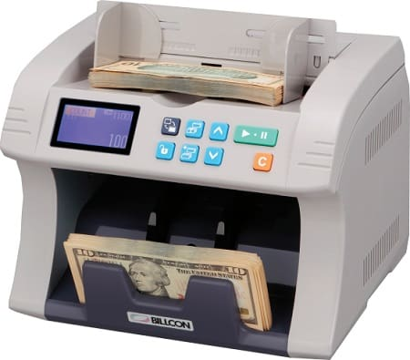Billcon N-120A Currency counter