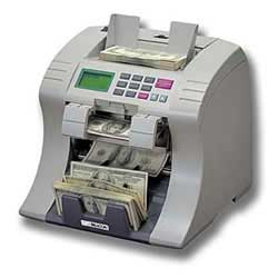 Billcon D-551 Currency Discriminator Counter