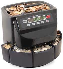 Coin Counters and Sorters