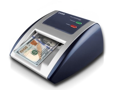 D450 Counterfeit bill Scanner