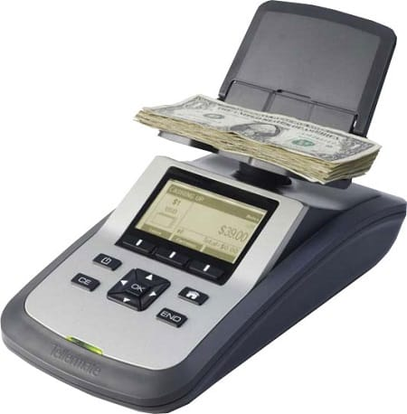 Tellermate T Ix 3000 Money Counting Scale