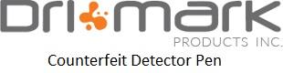 DriMark Counterfeit Detection